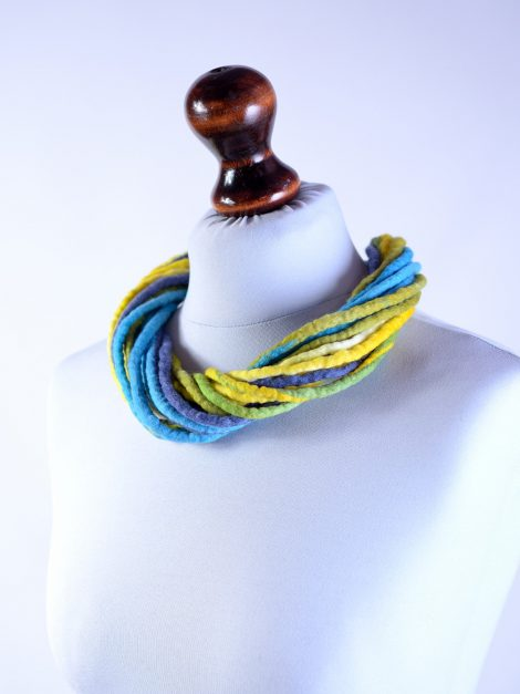 Every day necklace with rope design