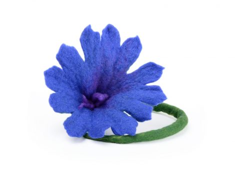 Cornflower photo prop